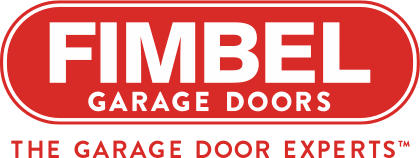 Fimbel Garage Door Logo Footer