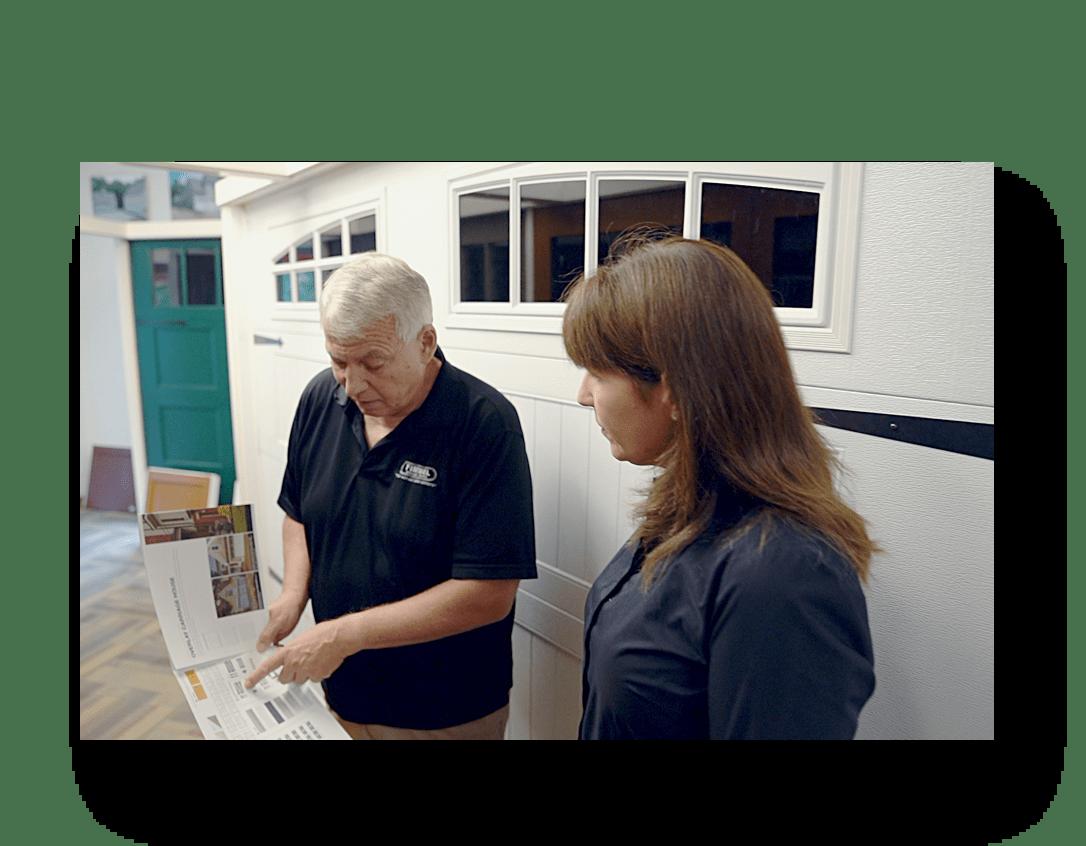 New Hampshire Residential Garage Doors