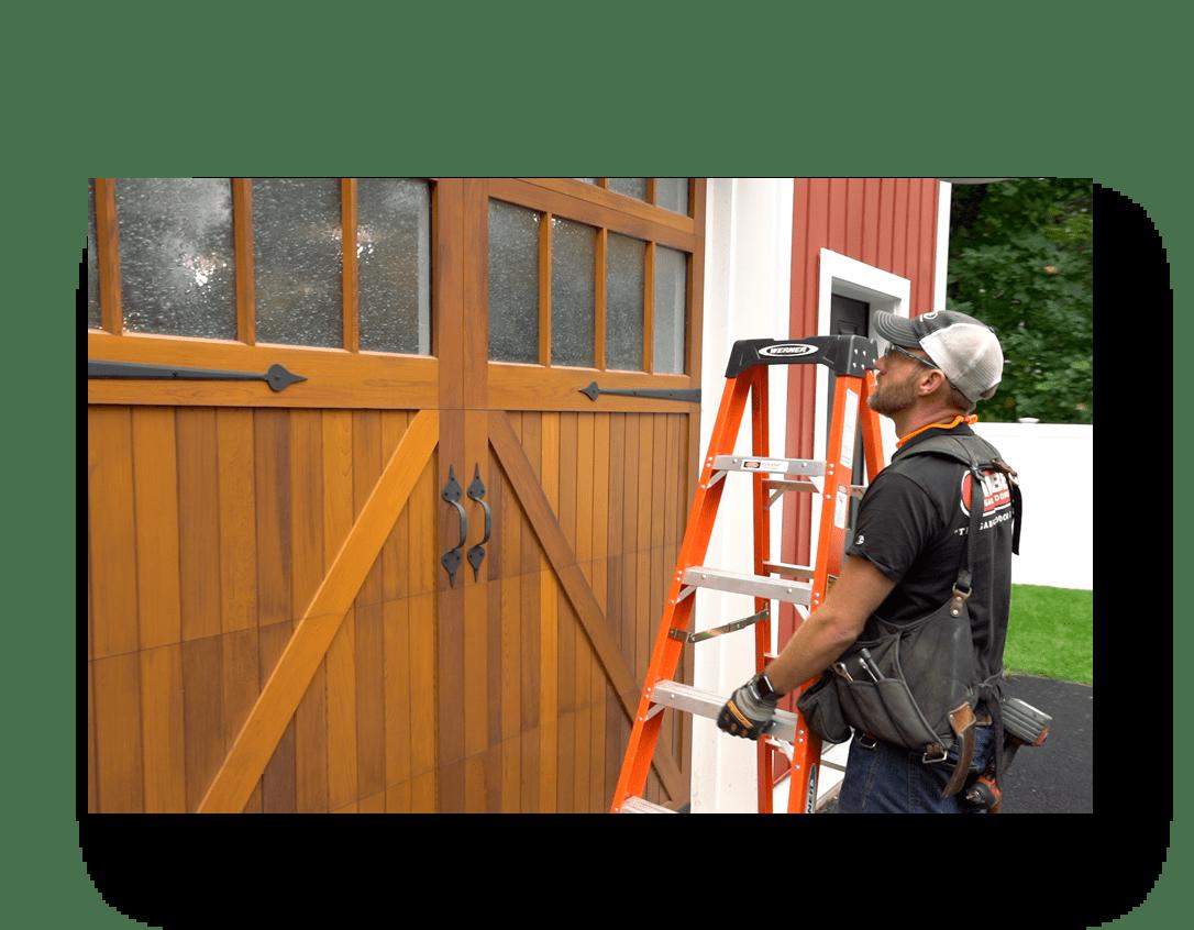 New Hampshire Garage Door Services
