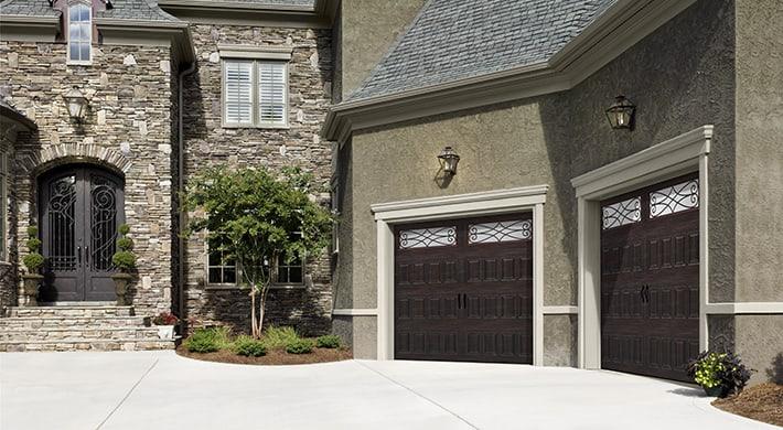 Oak Summit Collection Fimbel Garage Doors